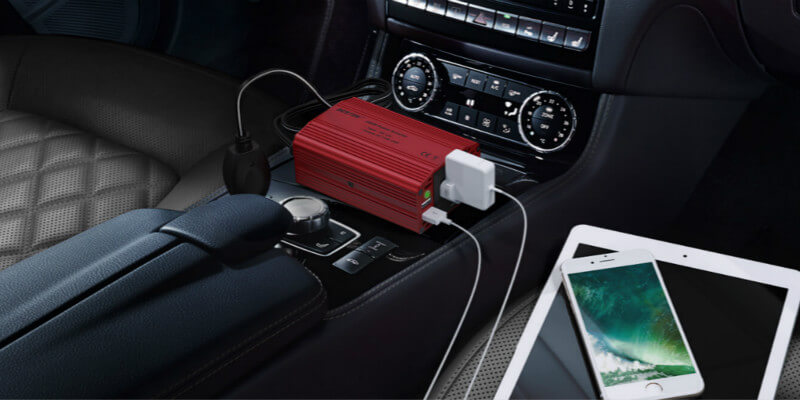 Functions of Power Inverters for Car